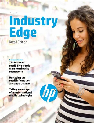 HP Industry Edge: Retail edition