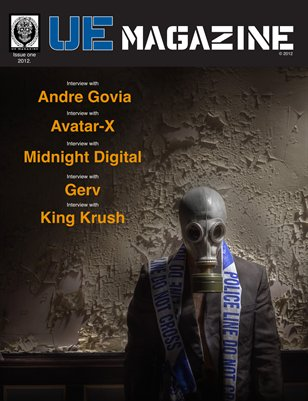 UE Magazine issue one 2012.