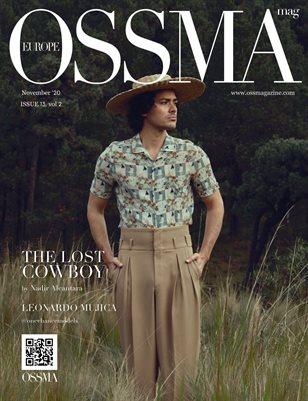 OSSMA Magazine EUROPE ISSUE13, vol2