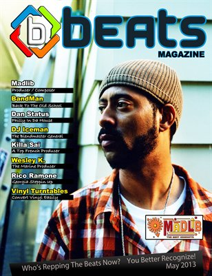 Beats Magazine May 2013