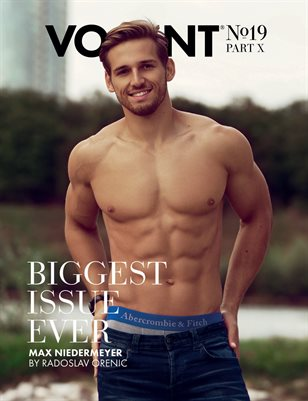 VOLANT Magazine #19 - BIGGEST ISSUE EVER Part X