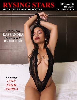Rysing Stars Magazine (Issue 6) Kassandra