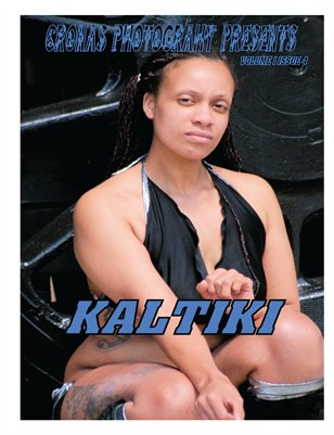 Cronas Photography Presents Kaltiki Issue 4