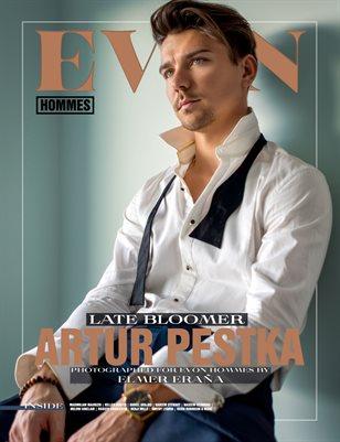 EVON HOMMES 2020 Issue One
