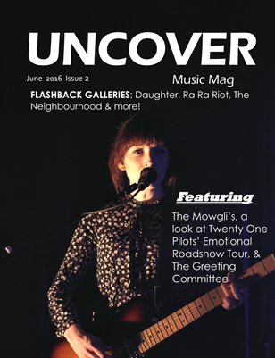 Uncover Music Magazine - Issue #2