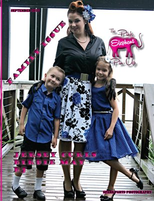 The Pink Elephant Pinup Family Issue