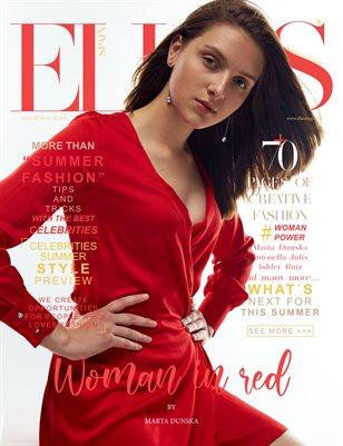 ELLAS Magazine   The August Fashion & Beauty Edition   Vol.12   2021