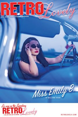 Miss Emily B Cover Poster