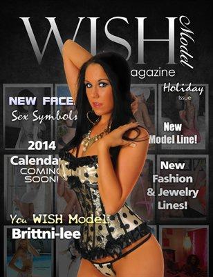 WISH Model Magazine - (2013-2014) Holiday Issue