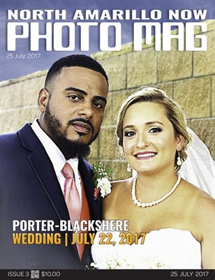 NAN PhotoMag Issue 3 - Porter-Blackshere Wedding