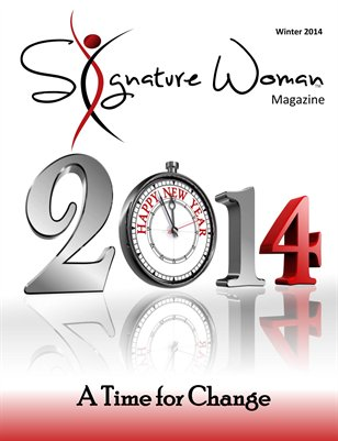 Signature Woman Magazine January 2014 Winter