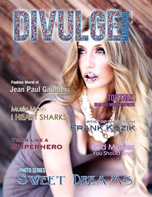 Divulge Magazine: July 2012 Issue