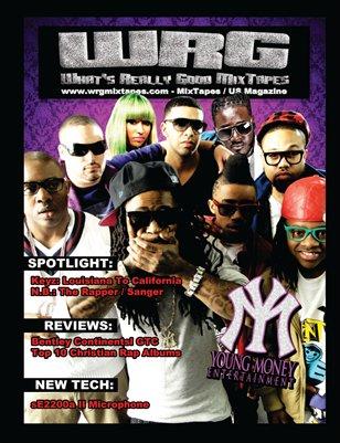 WRG Magazine Jan 2012