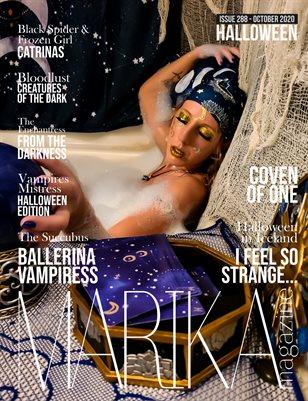 MARIKA MAGAZINE HALLOWEEN (Issue 288 - October)