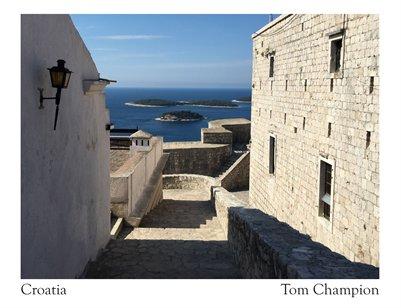 Tom Champion - Croatia