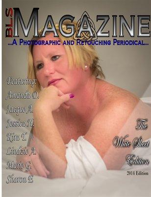 White Sheet Edition Vol 1--Jessica Hollinger
