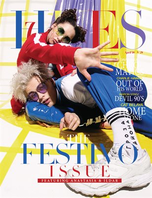 7Hues Mode Issue #28 vol.1