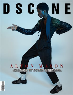 DSCENE - ALTON MASON - ISSUE 11