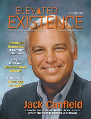 Elevated Existence September 2013 Issue with Jack Canfield