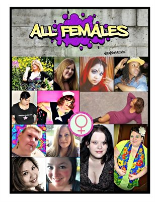 All Females Issue 7