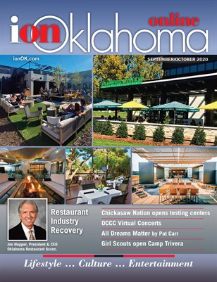 ion Oklahoma Magazine September October 2020
