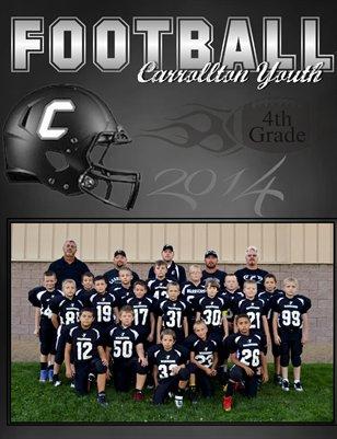 4th Grade Football