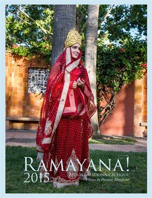 Ramayana! 2015 Magazine