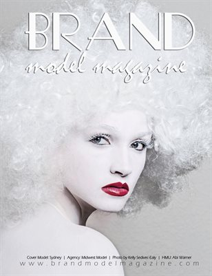 Brand Model Magazine - Issue # 52