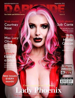 Darkside Magazine Issue 31