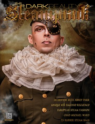 Dark Beauty Magazine - ISSUE 5 - Steampunk '11 (Version B)