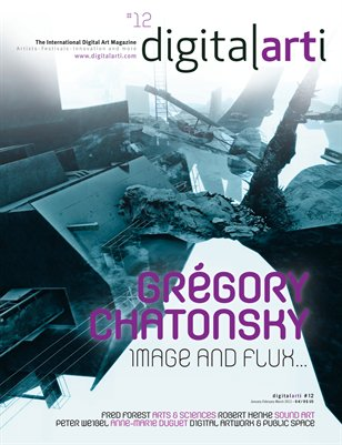 The international Digital Art quarterly magazine - Issue 12