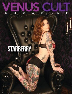 Venus Cult No.31 – Starberry Cover 1