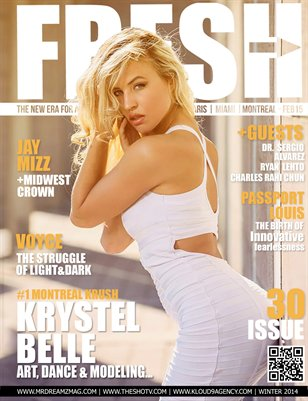 Krystel Belle Fresh Edition Mr Dreamz mag