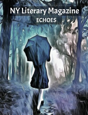 """NY Literary Magazine """"ECHOES"""" Modern Poetry Anthology - Poems with Deep Meaning"""