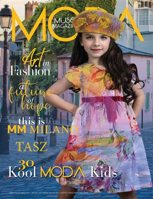 MODA MUSE Magazine Summer 2020