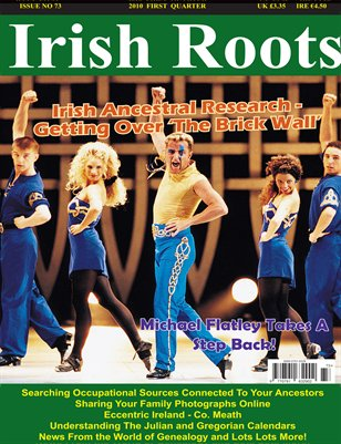 Irish Roots - Issue No 73