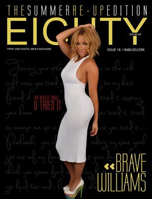 eighty6 blvd magazine- 18 ( brave williams cover)