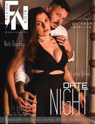 Fuzion Noir: 6yr Anniversary NickDoughty & Victoria Birkin Vol.4 Cover1