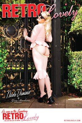 Nicole Duminie Cover Poster