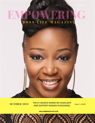 Empowering Boss Life | October 2018 | Issue 1