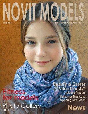Magazine NOVIT MODELS™ №5/2019