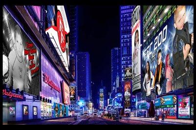 New York #2 Poster