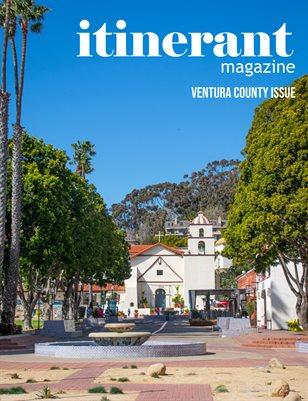 Itinerant Magazine Ventura County Edition