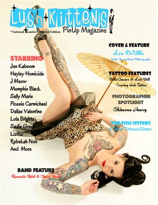 Tattooed Beauties Special Edition