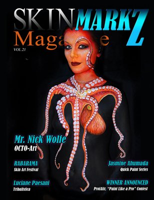 June Issue of SkinMarkZ Mag - Issue 21