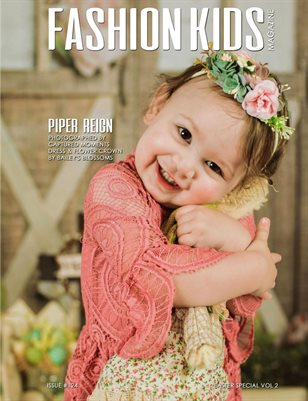 Fashion Kids Magazine | Issue #124 Easter Special Vol 2