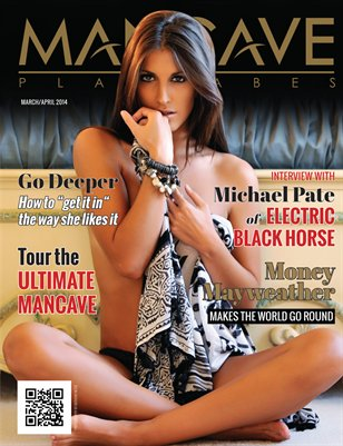 MANCAVE PLAYBABES March/April 2014