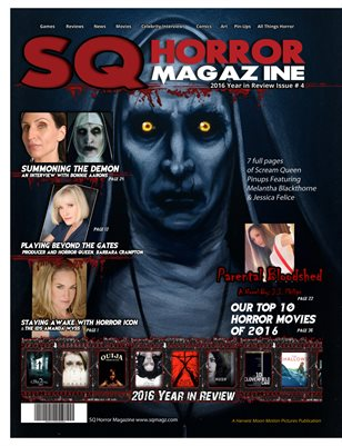 SQ Horror Magazine #4