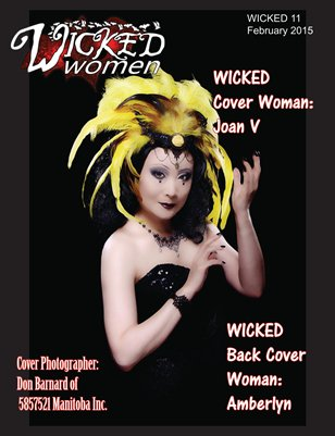 WICKED Women Magazine- WICKED 11: February 2015