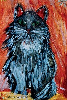 Alena's cat